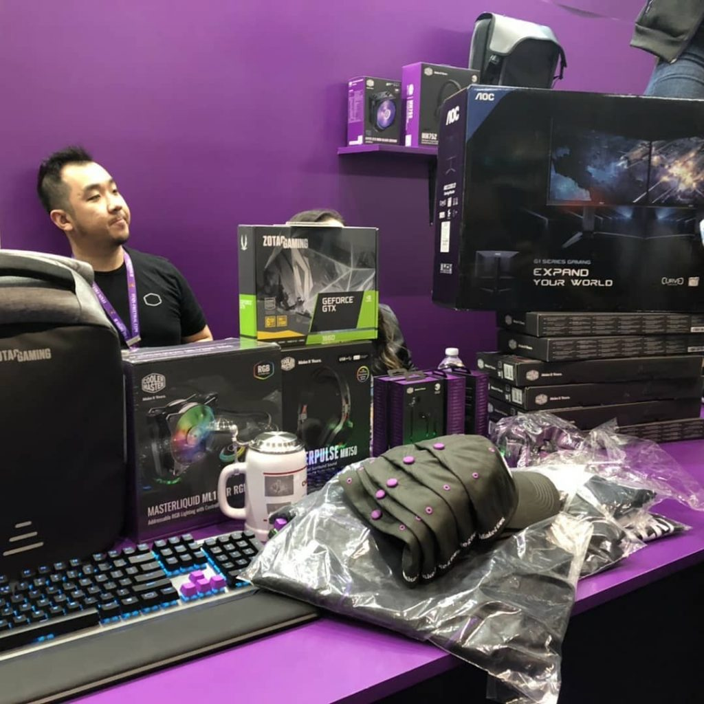 Cooler Master Shows off new products at Pax East 2019. cherry mx, Cooler Master, Cooler Master Pax East, modders-inc, Modders-Inc Pax, PAX, pax east, PAX East 2019, SK630, SK650 3