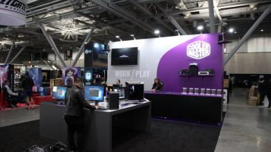 Photo of Cooler Master Shows off new products at Pax East 2019.