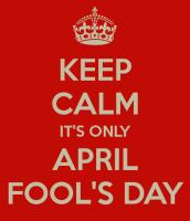April Fools LOL April Fools, FUNNY, iBrite, lol, OMG 1
