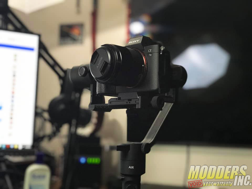 A Day at Pax East A7III, Gimbal, modders-inc, Modders-Inc Pax East, Moza Air, Moza Air Gimbal, PAX, pax east, PAX East 2019 1