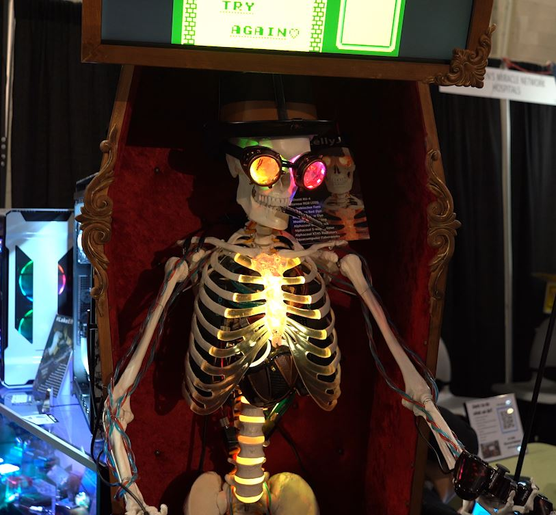 ModMyMods at Pax East 2019 Modders-Inc Pax East, ModMyMods, ModMyMods Pax East, PAX, pax east, PAX East 2019, Skelly J 2