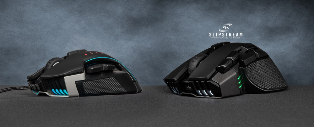 CORSAIR Launches Two New High-Performance Gaming Mice