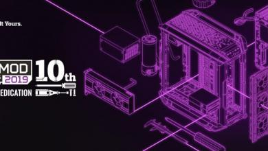 Cooler Master Announces Case Mod World Series 2019: Celebrating the Event's 10 Year Anniversary