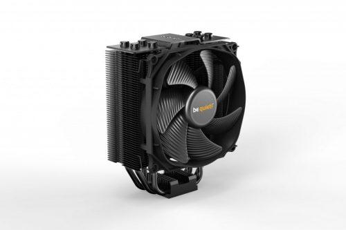 be quiet! announces the release of the Dark Rock Slim CPU Cooler! air cooler, AMD, bequiet, Intel, slim 1