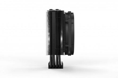 be quiet! announces the release of the Dark Rock Slim CPU Cooler! air cooler, AMD, bequiet, Intel, slim 2