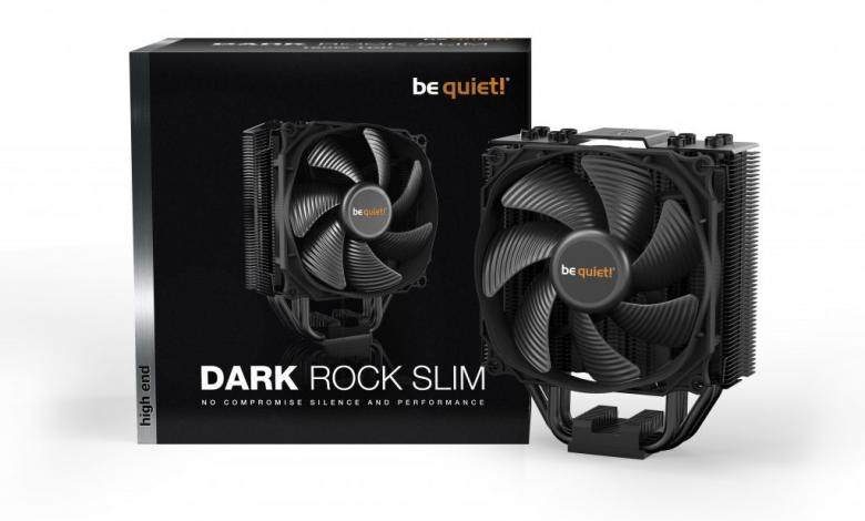 Photo of be quiet! announces the release of the Dark Rock Slim CPU Cooler!