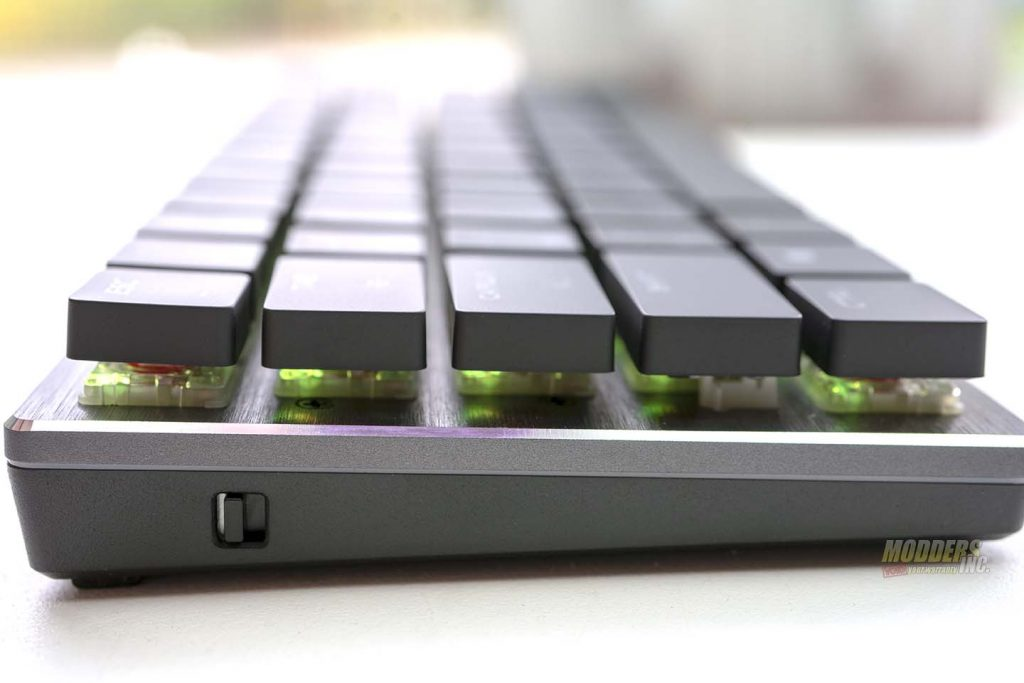 The Cooler Master SK621 Wireless Keyboard Review Bluetooth Keyboard, Cherry MX Low Profile, Cooler Master, Cooler Master SK621, Keyboard Reviews, Modder-Inc. Keyboard Reviews, RGB Wireless Keyboard, SK621, Wireless keyboard 7