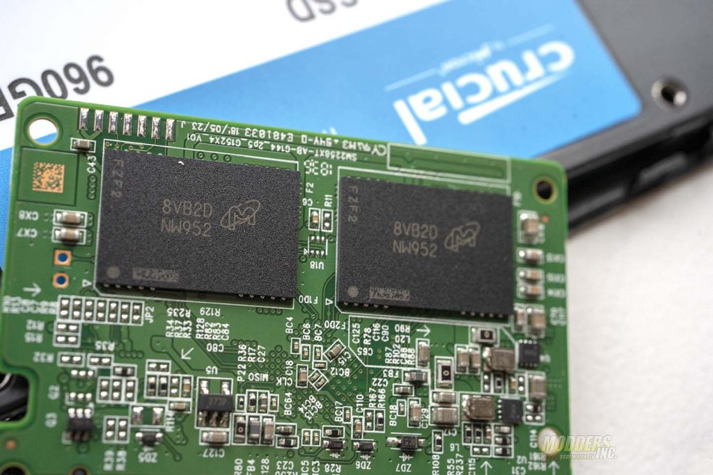"""Crucial BX500 960 GB SSD Review 2.5"""" SSD, 960 gb BX500, BX500 review, Crucial BX500, Modders-Inc SSD Review, SSD Review 10"""