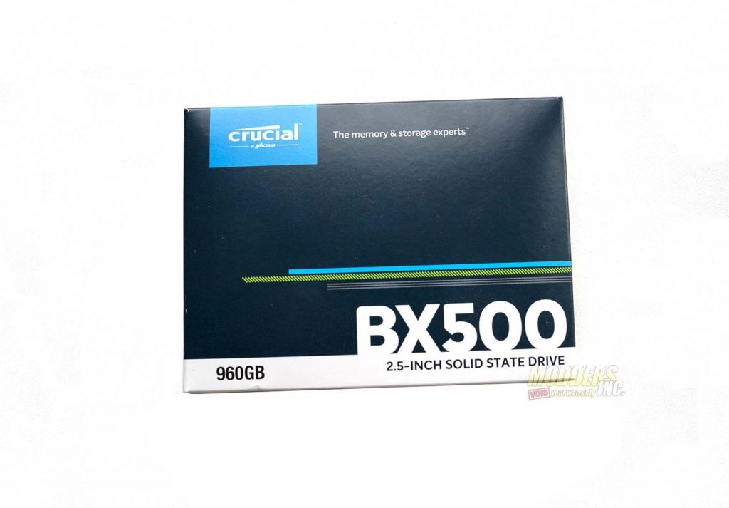 """Crucial BX500 960 GB SSD Review 2.5"""" SSD, 960 gb BX500, BX500 review, Crucial BX500, Modders-Inc SSD Review, SSD Review 1"""