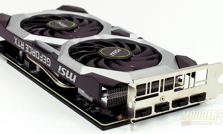 Photo of MSI GeForce RTX 2060 Ventus 6G OC Graphics Card Review