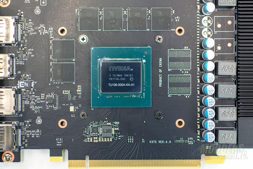 MSI GeForce RTX 2060 Ventus 6G OC Graphics Card Review 2060, Gaming, GeForce, Graphics Card, MSI, Nvidia, overclock, Turing, Video Card 6