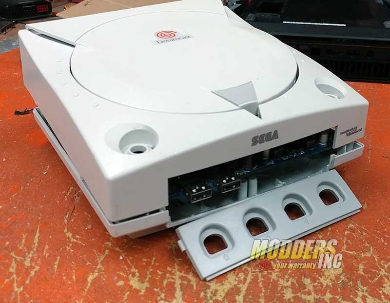 RAGE 2 Dreamcast Mod for Bethesda by Dewayne Carel bethesda, Case Mod, dreamcast, rage 2