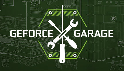 Geforce Garage logo