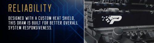 Patriot Memory launches new Signature Premium DDR4 UDIMM memory with heatshield ddr4, Patriot 6