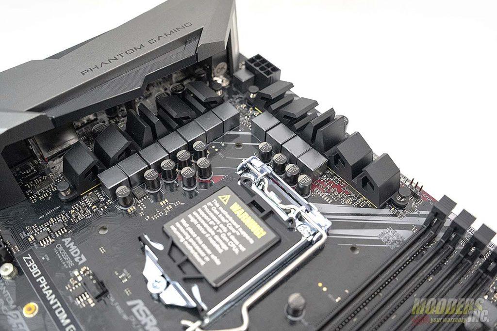 ASRock Z390 Phantom Gaming SLI/ac Review 9th generation Intel motherboards, ASRock, ASRock Phantom Gaming SLI/ac, Modders-Inc motherboard reviews, Phantom Gaming, Z390 Chipset, Z390 Phantom Gaming 13