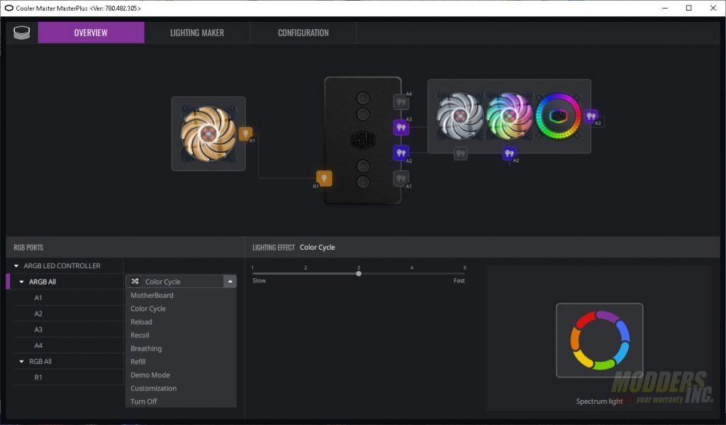Cooler Master MasterLiquid ML240R RGB AIO CPU Cooler — Page