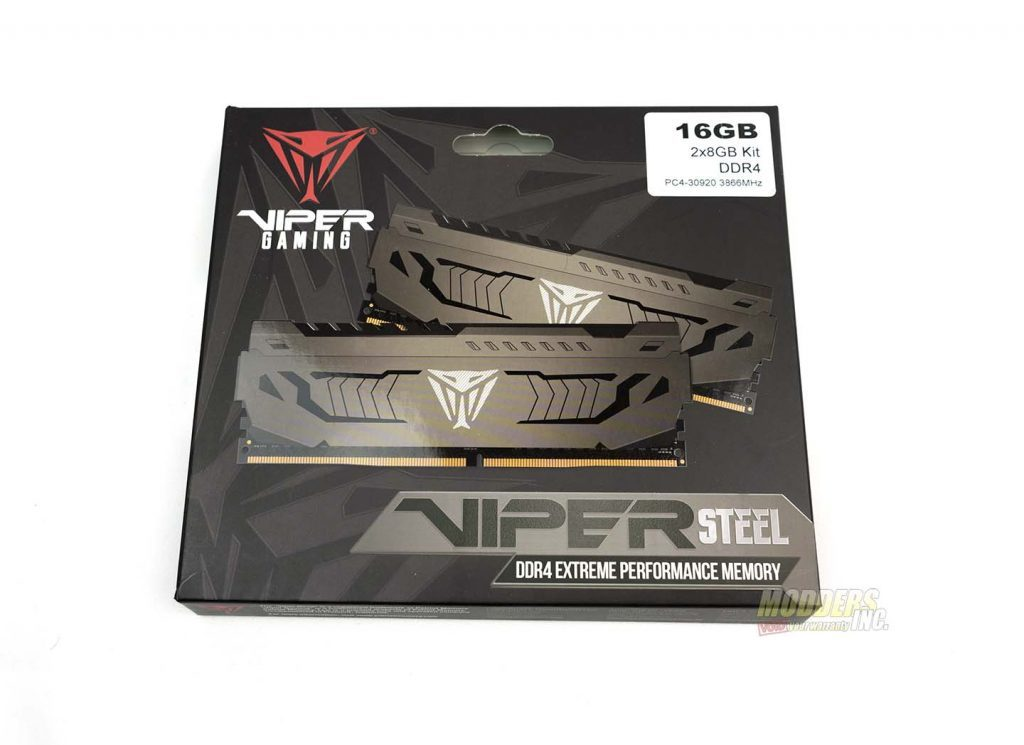 Patriot Viper Steel DDR4 3866 MHz Memory Review Fast DDR4 Memory, Modders-Inc memory reviews, Patriot, Viper Memory, Viper Steel, Viper Steel DDR4 3866 1