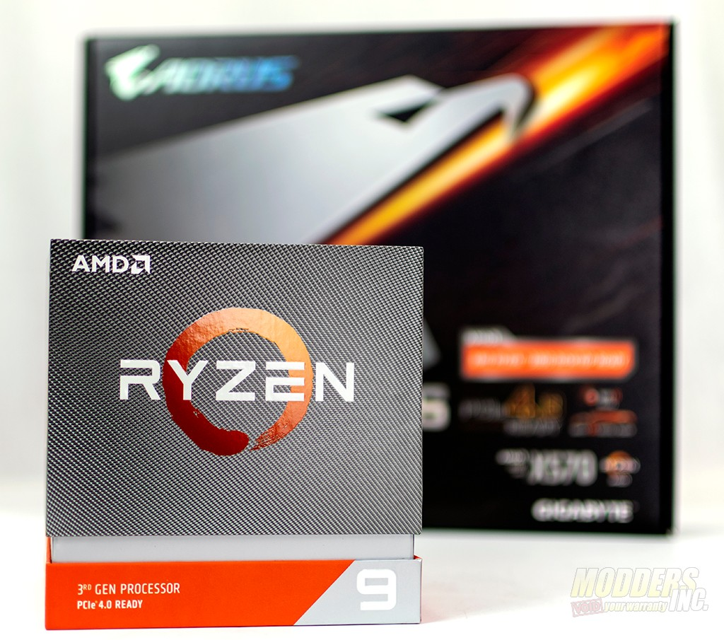 AMD Ryzen 7 3700X and AMD Ryzen 9 3900X CPU Review — Page 3