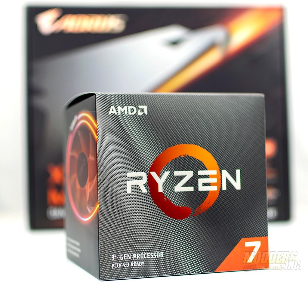 AMD Ryzen 7 3700X and AMD Ryzen 9 3900X CPU Review — Page 2