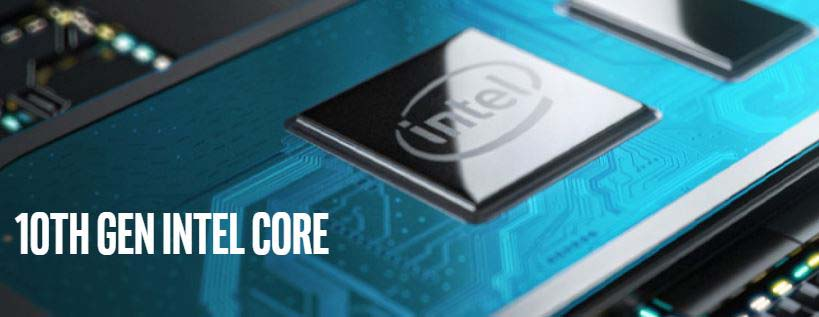 Intel 10 Gen Core Processors