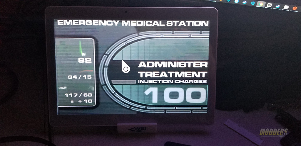 Doom 3 Case Mod Health Station Project 20190723 223539