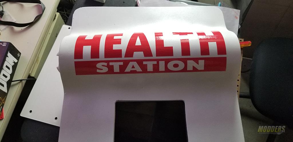 Doom 3 Case Mod Health Station Project 20190804 122334