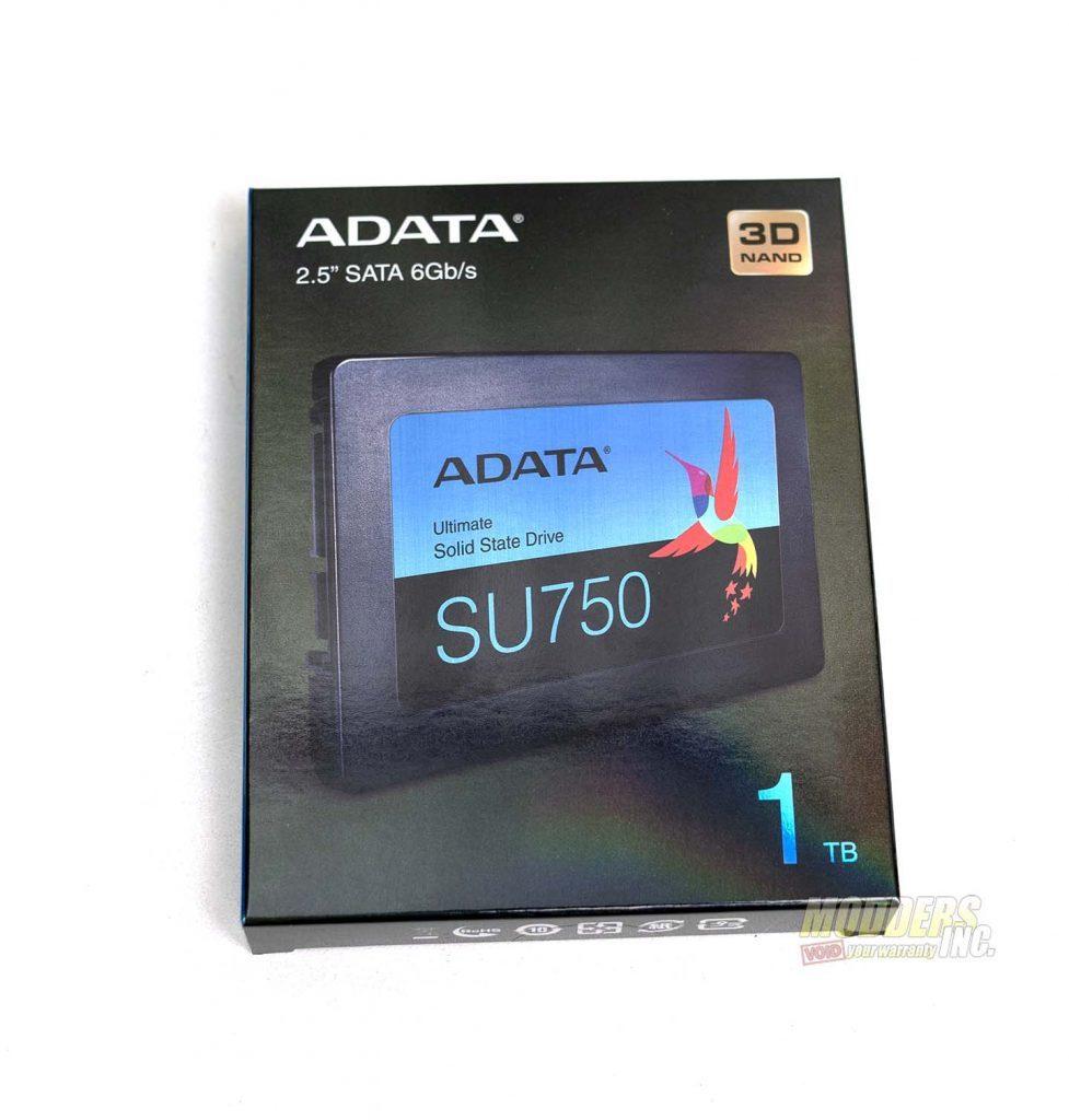 ADATA 1 TB SU750 SSD