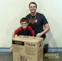 Modders Inc Raffle Winners at QuakeCon 2019 DSC 3134
