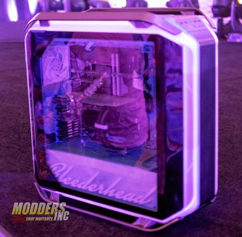 And the winners of the 2019 US Case Mod Championship are... case mod contest, quakecon, quakecon case mod winners 3