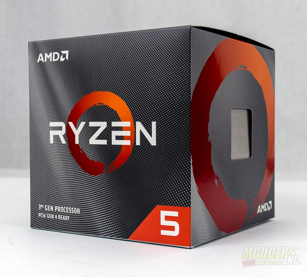 AMD Ryzen 5 3600X CPU Review — Modders-Inc