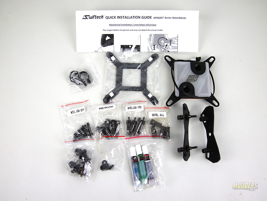 BOREAS SERIES DIY LIQUID COOLING KIT