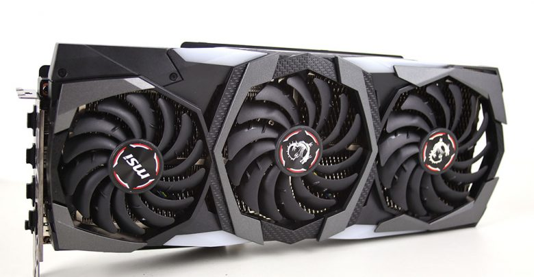 Photo of MSI RTX 2080 SUPER GAMING X TRIO