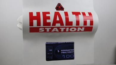 Photo of Doom 3 Case Mod Health Station Project