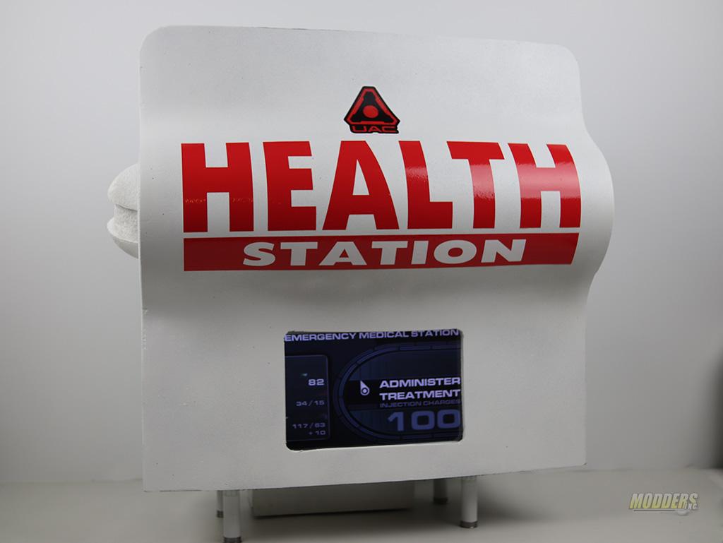 Doom 3 Case Mod Health Station Project IMG 1971