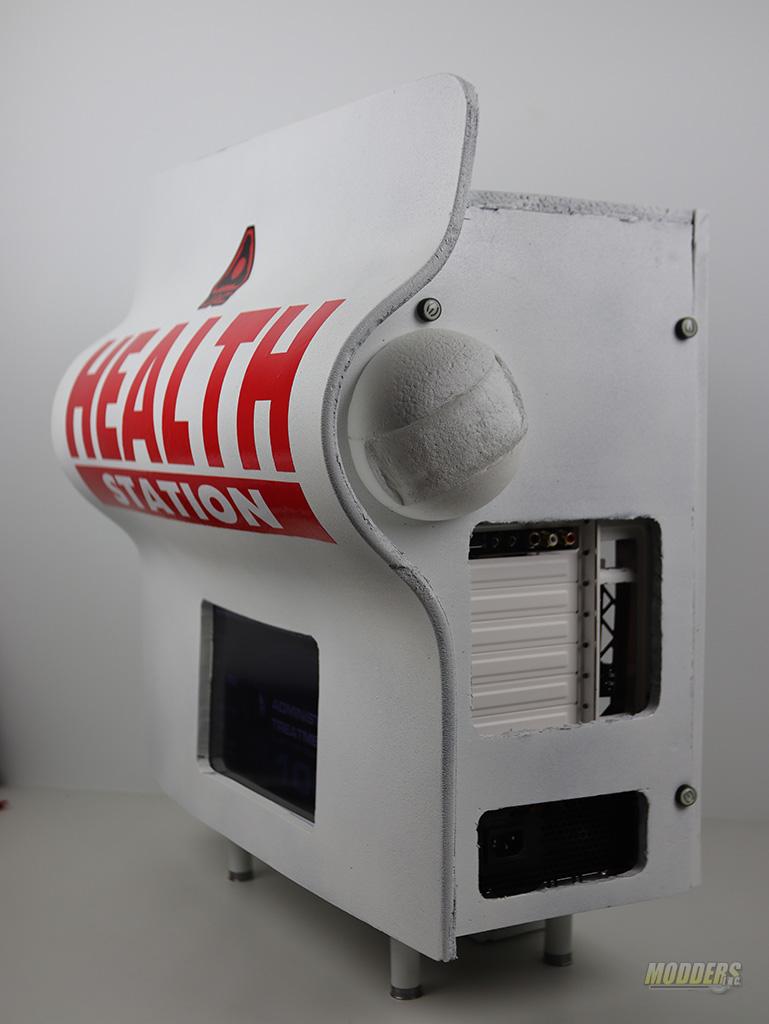 Doom 3 Case Mod Health Station Project IMG 1991