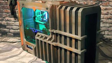 Photo of DOOM BFG Case Mod