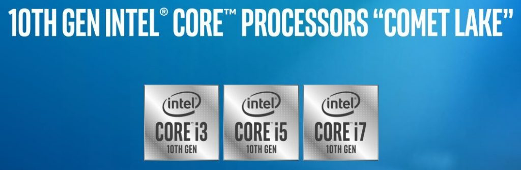 Intel Comet Lake U and Y Series Mobile Processors Launched Intel 10th gen Comet Lake 3