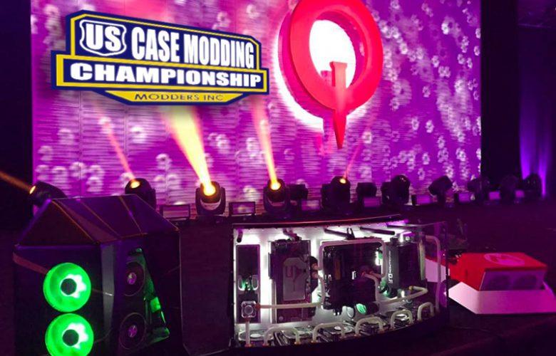 case mods us case modding championship quakecon 2019