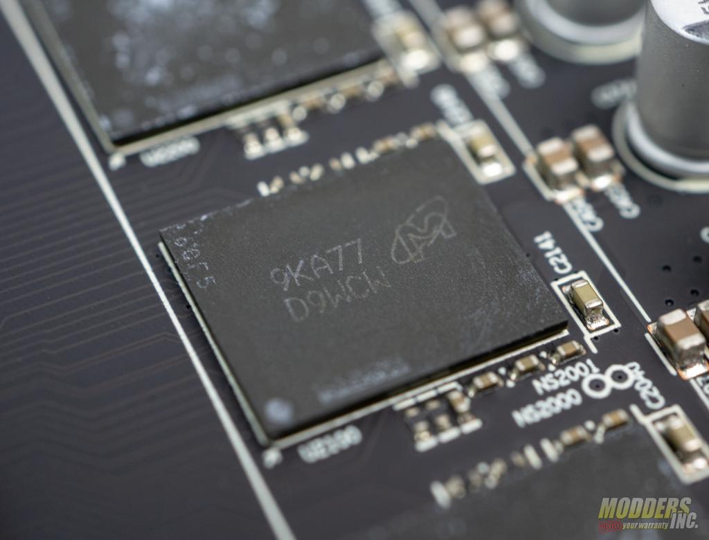 pulse 5700 XT memory