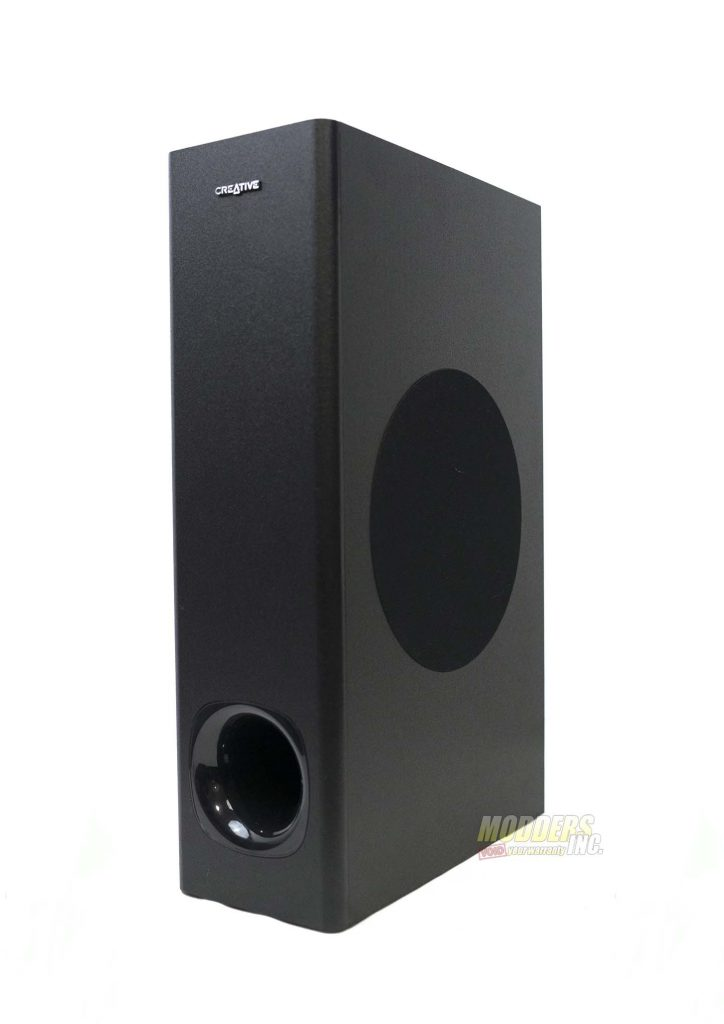 Creative Stage 2.1 subwoofer 1