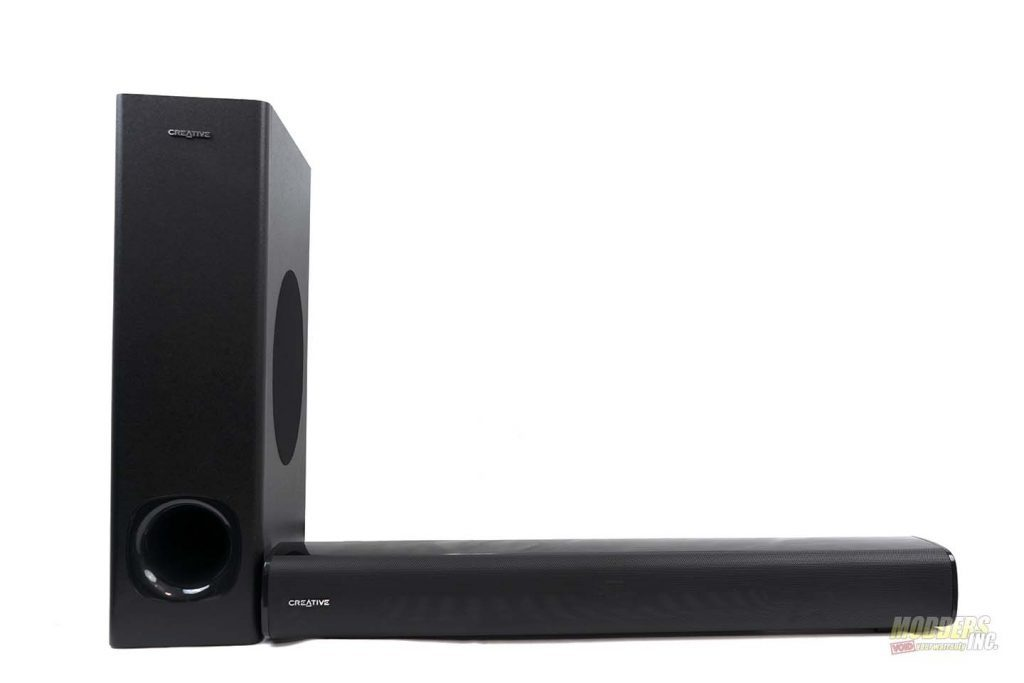 Creative Stage 2.1 with subwoofer