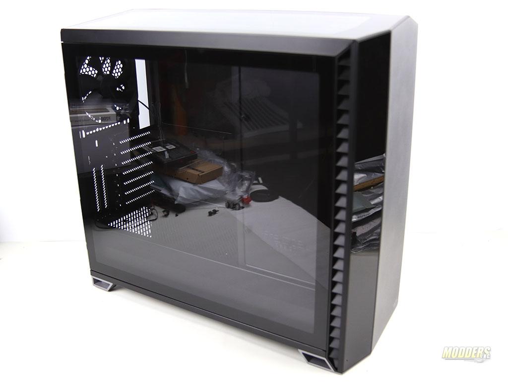 Fractal Design Vector RS BLACKOUT TG