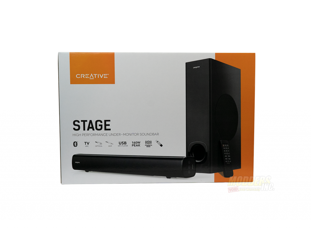 Creative Stage 2.1 packaging