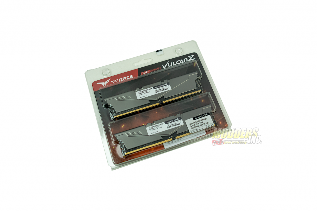 Vulcan Z DDR4 3200 packaging