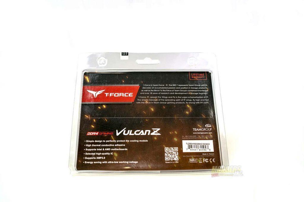 Vulcan Z DDR4 3200
