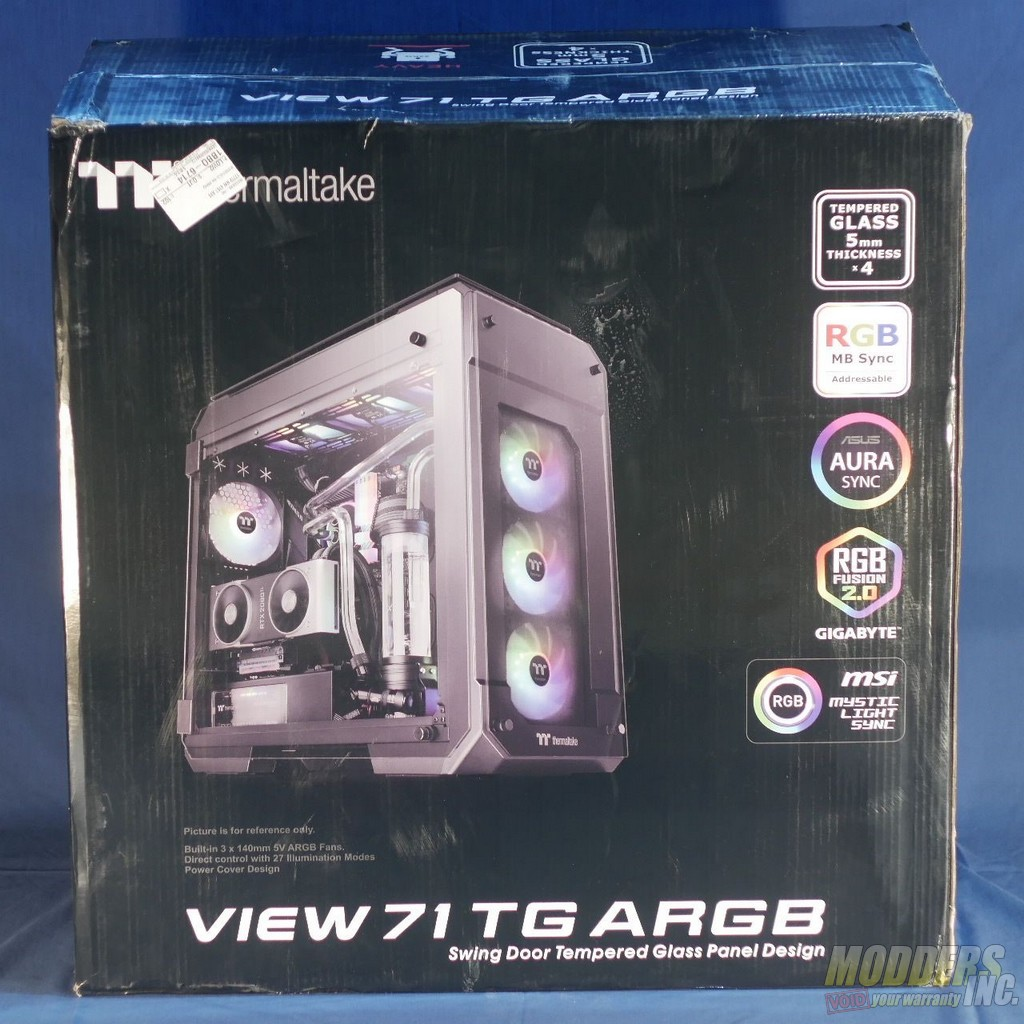 Thermaltake View 71 thermaltake view 71 argb 101