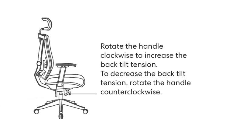 Autonomous ErgoChair 2 Black Edition Autonomous, chair, ergonomic 4