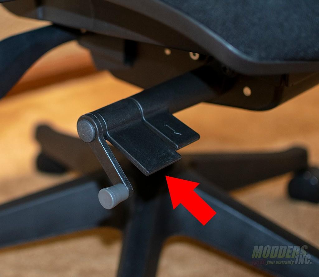 Autonomous ErgoChair 2 Black Edition Autonomous, chair, ergonomic 7