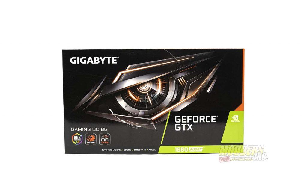 Gigabyte 1660 Super box front