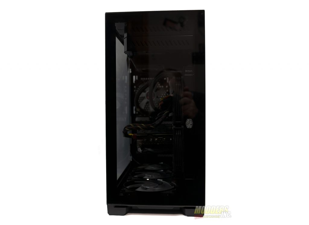 Antec P120 Crystal FRONT